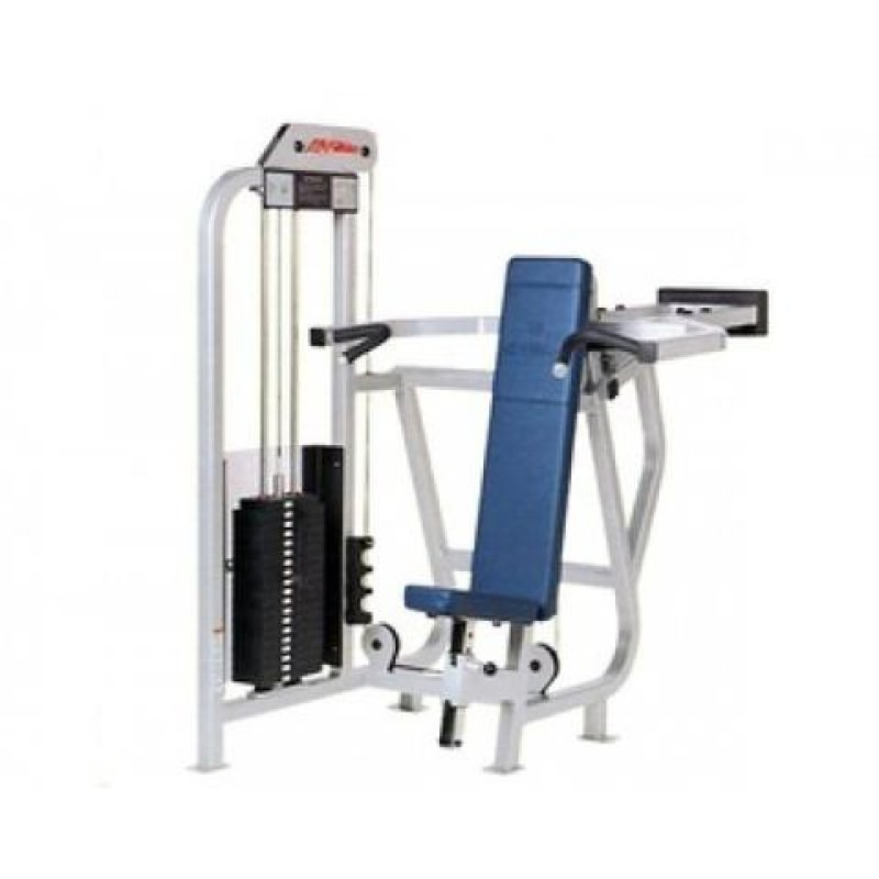 Life Fitness Pro 9000 Shoulder Press