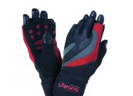 MADMAX eXtreme 2nd edition Gloves for fitness, Men's, Black / Red / Grey