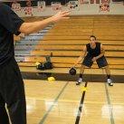 SKLZ viegla dribla treniņu basketbola bumba