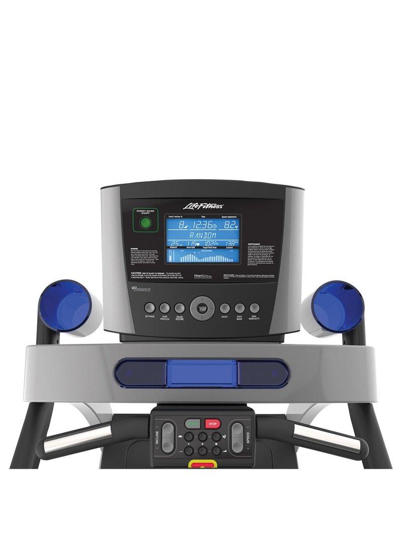 T5 Treadmill with GO Console