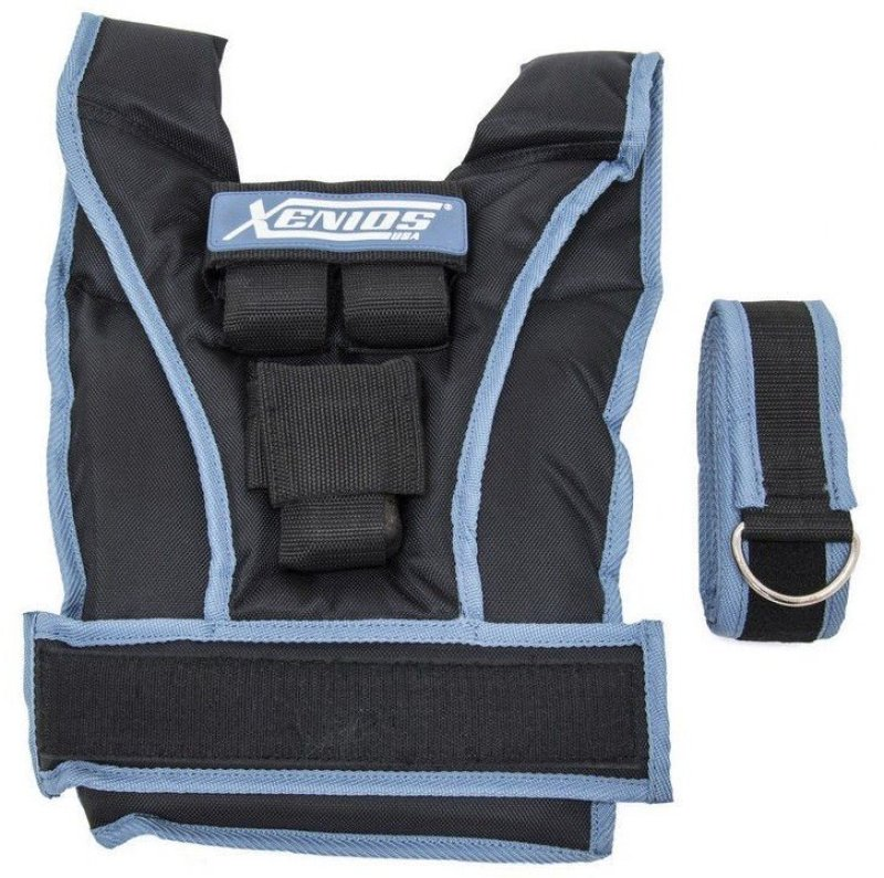 Nylon Shaped weighted Vest