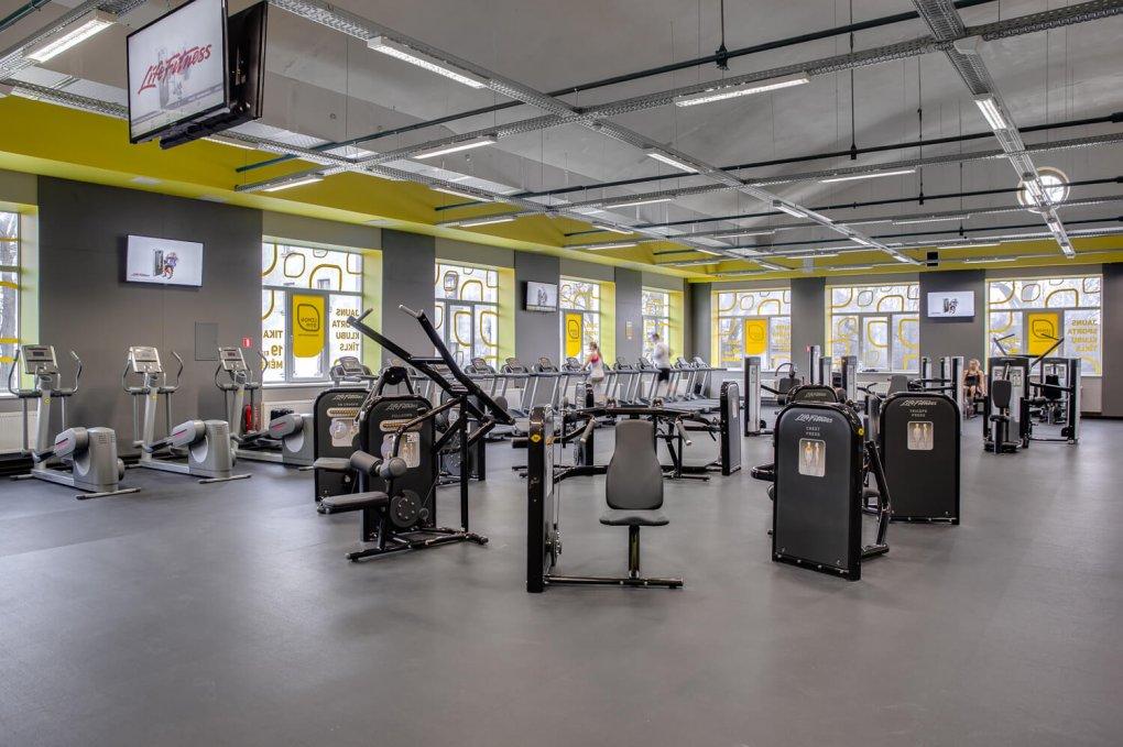 Sporta klubs Lemon Gym Teika