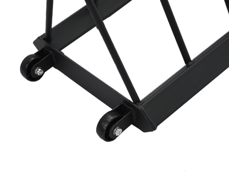 Gravity D Weight Plate Rack with wheels