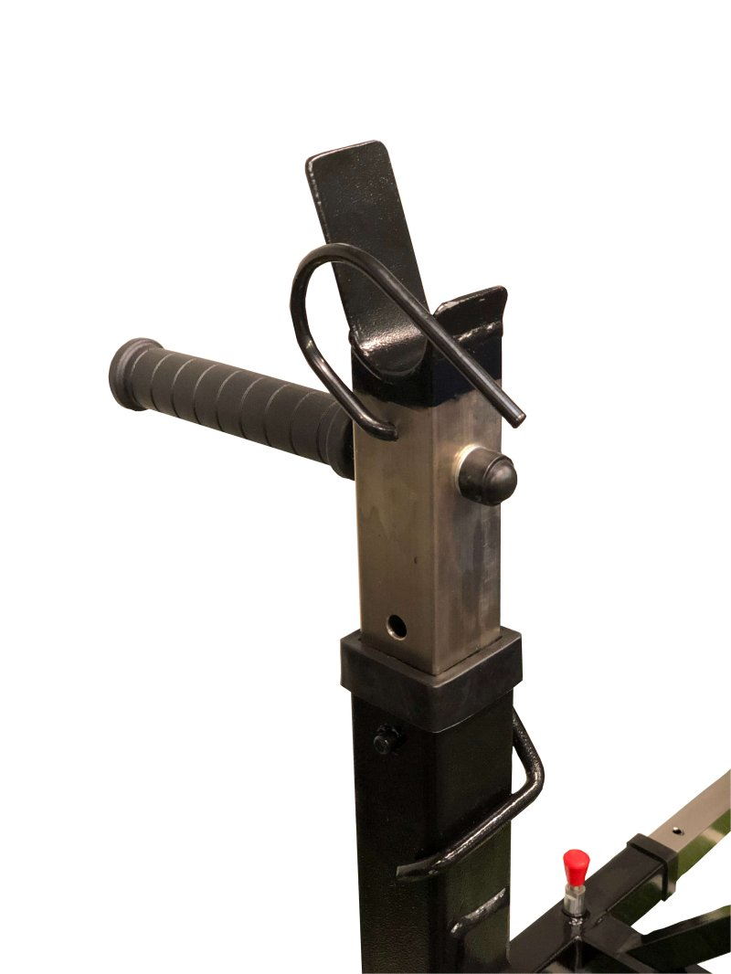 Gravity Z Adjustable Squat Rack