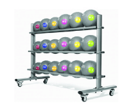 Weight ball racks