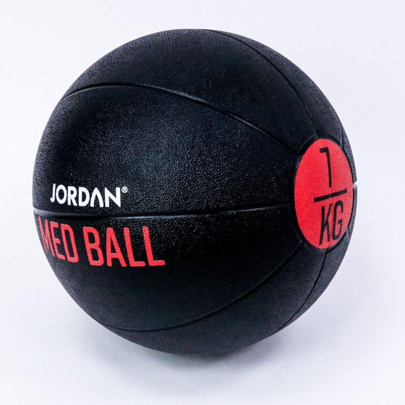 7kg Medicine Ball - Black/Red