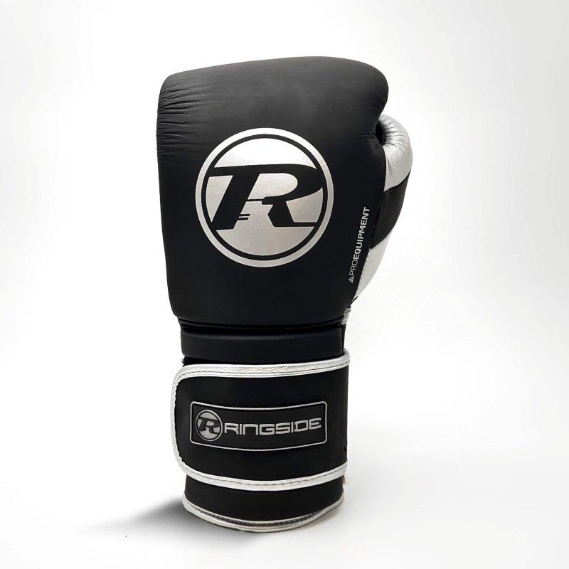 Pro Equipment Ultra Pro Spar Strap Glove Black/Silver