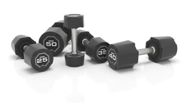 Escape Rubber Dumbbell