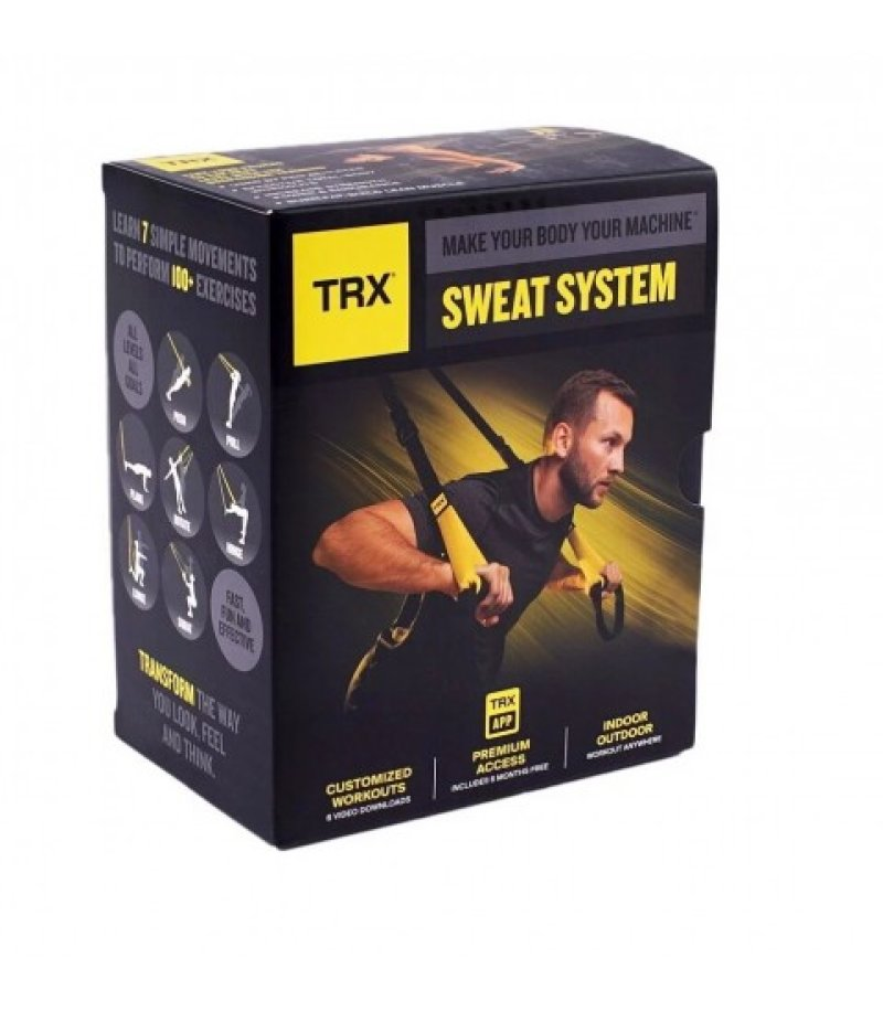 TRX SWEAT - Suspension Trainer