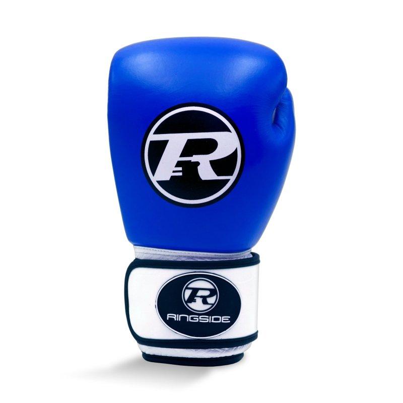 Club Glove - Royal / White (12oz), Size: 12oz