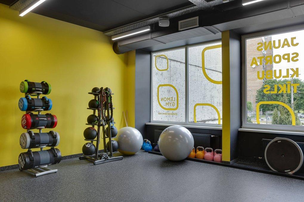 Sports club Lemon Gym Kengarags