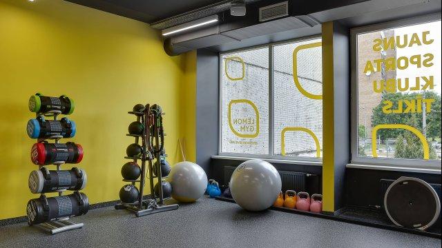 Sporta klubs Lemon Gym Ķengarags