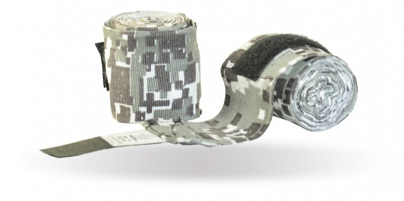 Mad Max bands for boxing (2.5m), Camo