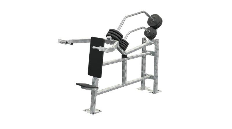 IVE Shoulder Press