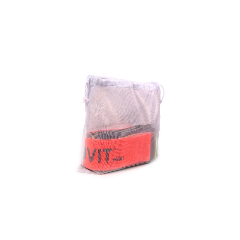 FLEXVIT Mini knit bands bundle (3), basic with bag
