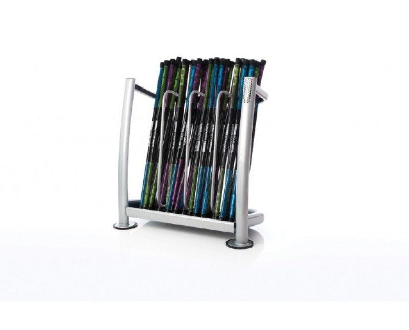 VIPR/Training Bar Rack Silver