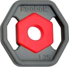 Reebok Studio Rep Set pairs of plates with grip, different weights