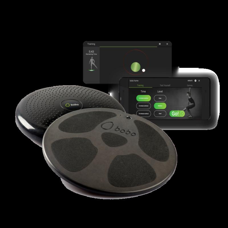 BoBo Home, interaktīva līdzsvara platforma