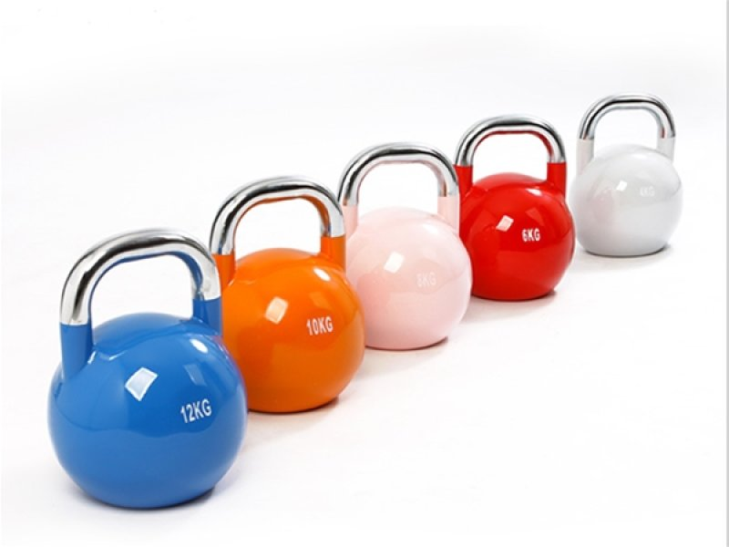 Gravity D Competition Kettlebells