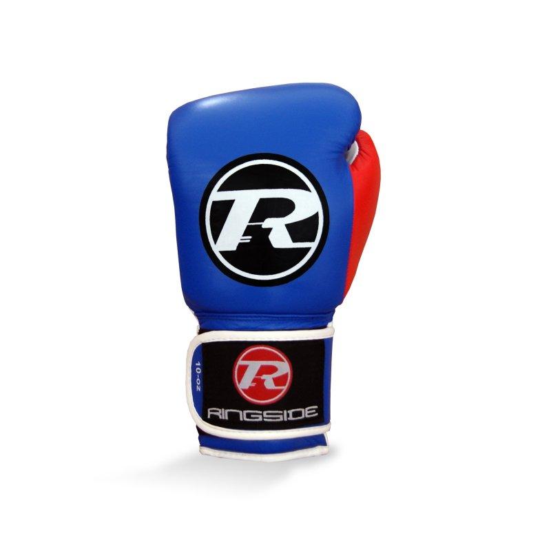 Junior Training Glove 10oz Blue / Red / White, Size: 10oz