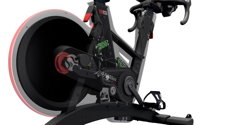 IC8 Power Trainer Bike with 2.0 Console