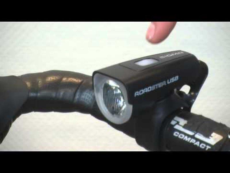 ROADSTER USB FRONTLIGHT