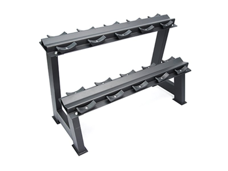 Gravity D Dumbbell Rack, 5 pairs capacity