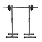 Gravity D Series Adjustable Squat Stand (black)