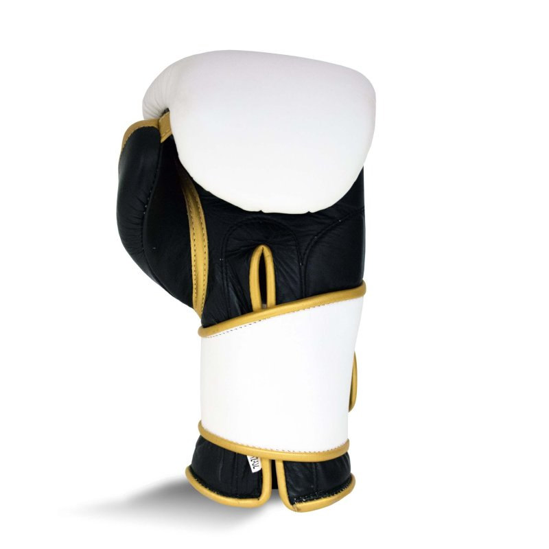 Honey Punch Float G1 Series Pro Spar Glove White / Gold / Black