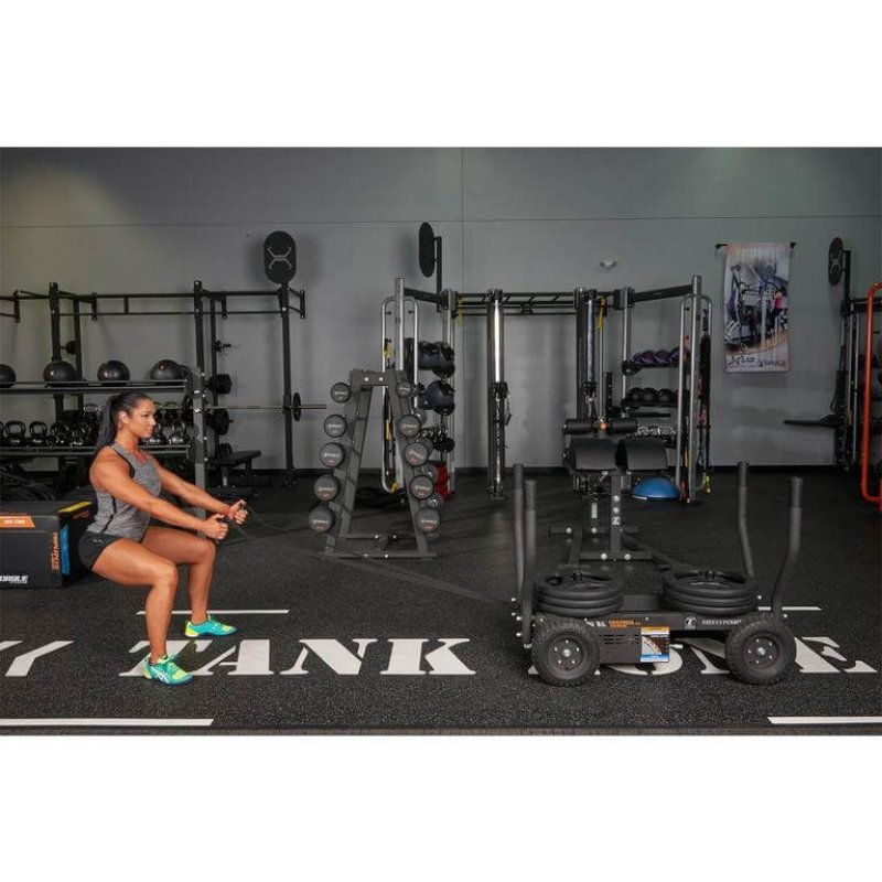 TANK STRAP/HARNESS TOW KIT