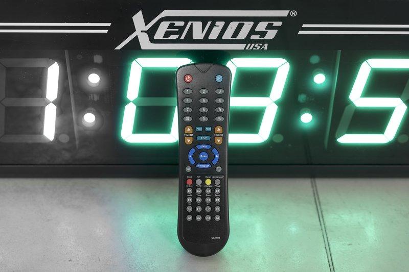 Xenious WOD Taimeris