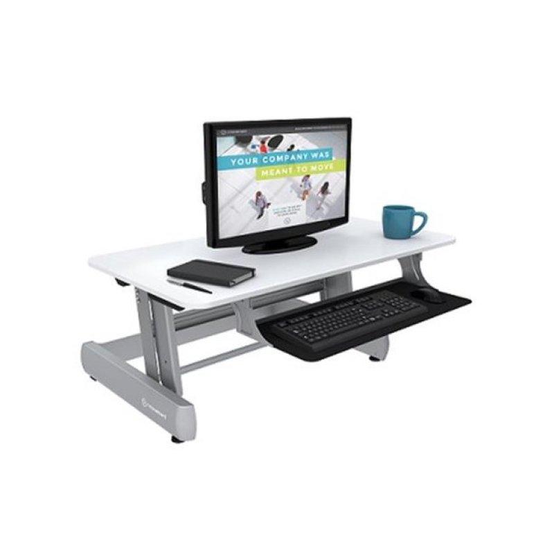 InMovement Desktop Ready, White