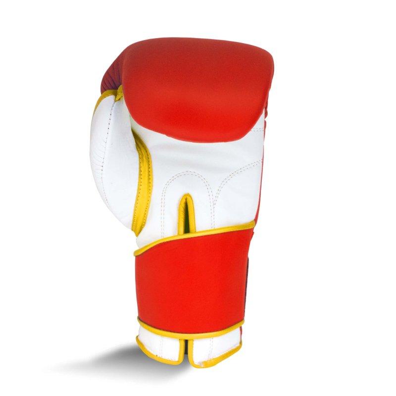 Honey Punch Float G1 Series Pro Spar Glove Red / Gold / Black